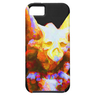 Garden Gargoyle iPhone 5 Cases
