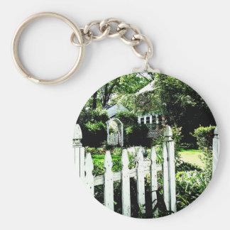 Garden Gate Keychains Garden Gate Keychain Designs