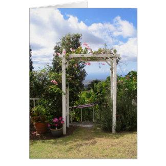 Garden Gateway Card