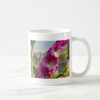 Garden gladiolus (Gladiolus x hortulanus) Coffee Mug