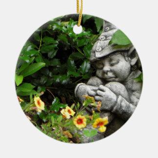 Garden Gnome Ornament