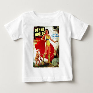 Garden Gnomes at the Beach Baby T-Shirt