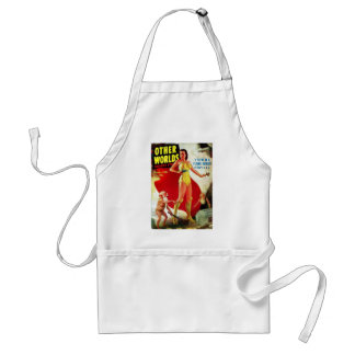 Garden Gnomes at the Beach Standard Apron