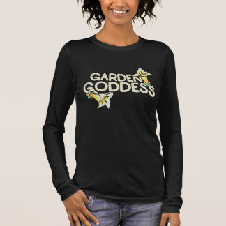 garden goddess long sleeve T-Shirt