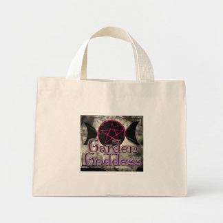 Garden Goddess Mini Tote Bag