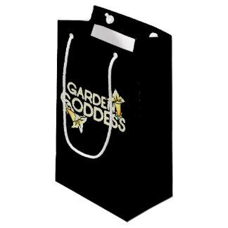 garden goddess small gift bag