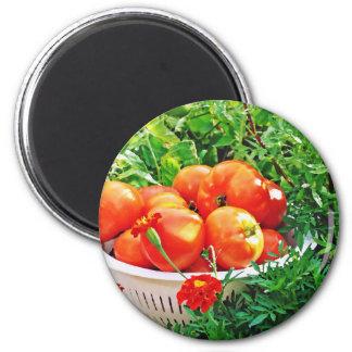 Garden Goodies 2 Inch Round Magnet