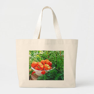 Garden Goodies Large Tote Bag