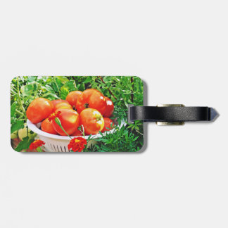 Garden Goodies Luggage Tag