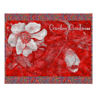 Garden Goodness Poster