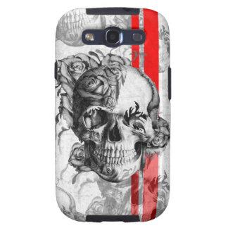 Garden Grove surfabilly skull Galaxy S3 Covers
