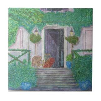 Garden House Tile