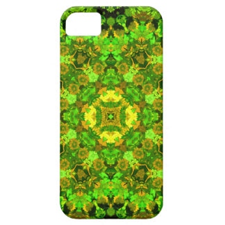 """""""Garden Inlay"""" cell-phone skin iPhone 5 Cases"""