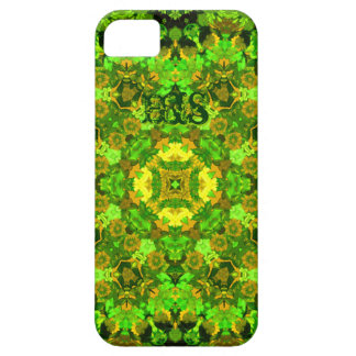 """""""Garden Inlay"""" cell-phone skin (""""His"""") iPhone 5 Cover"""