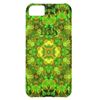 """""""Garden Inlay"""" cell-phone skin (""""His"""") iPhone 5C Covers"""