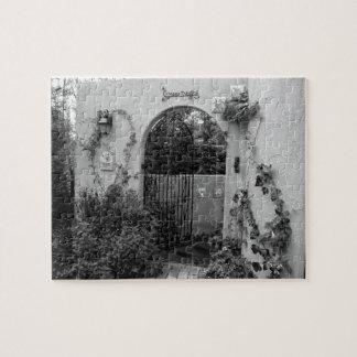 Garden jigsaw puzzle vol001