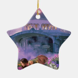 GARDEN JOY CERAMIC ORNAMENT