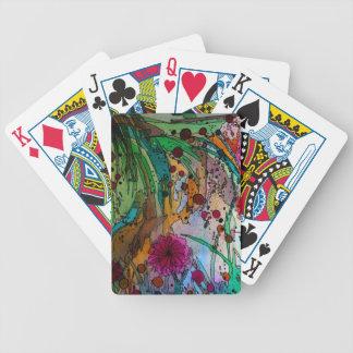 Garden Magic Poker Deck