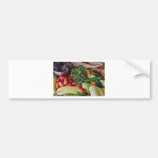 Garden Medley Bumper Sticker