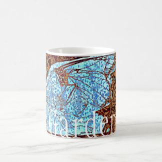Garden Monarch Coffee Mug