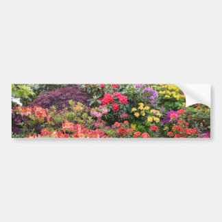 Garden of Delights Bumper Sticker