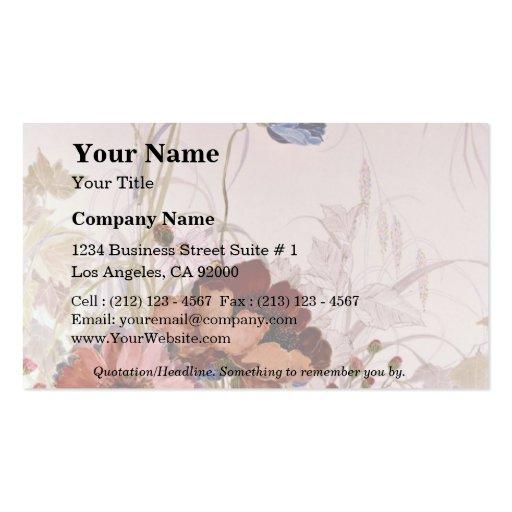 Garden of Eden Business Card Templates