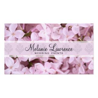Garden of Eden | Exquisite Flowers II Pack Of Standard Business Cards
