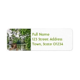 Garden of Eden Mailing Labels