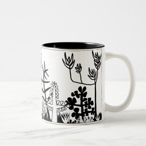 Garden of Eden Mugs