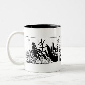 Garden of Eden Two-Tone Mug