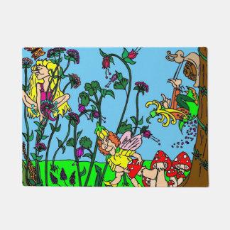 Garden of Faeries Doormat