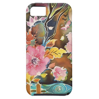 Garden Of Flowers by the Lake iPhone 5 Case