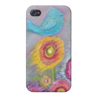 Garden of Joy Artsy iphone case 4/4s