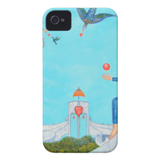 Garden of Paradise iPhone 4 Cases