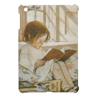 Garden of poem of child case for the iPad mini