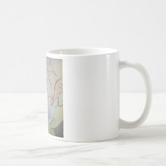 Garden of Souls Classic White Coffee Mug