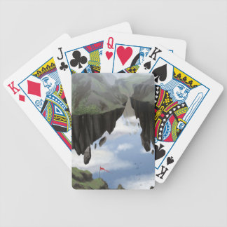 Garden Of The Gods Bicycle Playing Cards