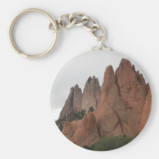 Garden of the Gods, Colorado Keychain
