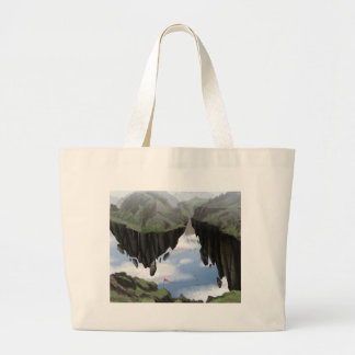 Garden Of The Gods Large Tote Bag