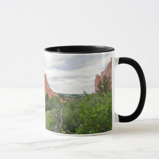Garden of the Gods Monolith and Plains Mug