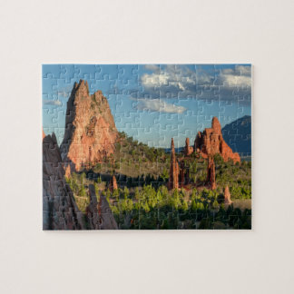Garden of the Gods Puzzle