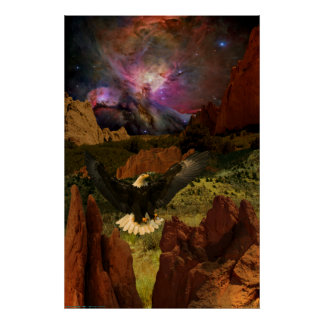 Garden-of-the-Gods-W-Eagle-2010 Poster