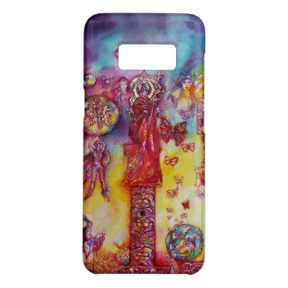 GARDEN OF THE LOST SHADOWS,FAIRIES AND BUTTERFLIES Case-Mate SAMSUNG GALAXY S8 CASE