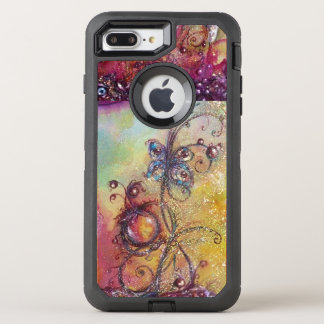 GARDEN OF THE LOST SHADOWS -MAGIC BUTTERFLY PLANT OtterBox DEFENDER iPhone 8 PLUS/7 PLUS CASE