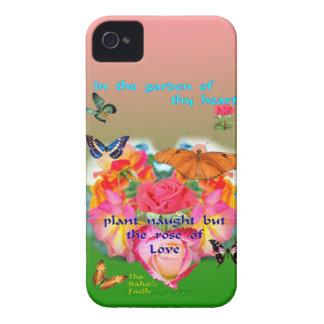 Garden of Thy Heart Blackberry Bold Case