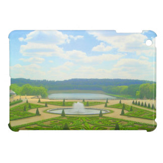 Garden of Versailles iPad Mini Cases