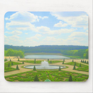 Garden of Versailles Mouse Pad