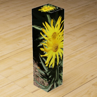 Garden of Weedin Wine Bottle Box