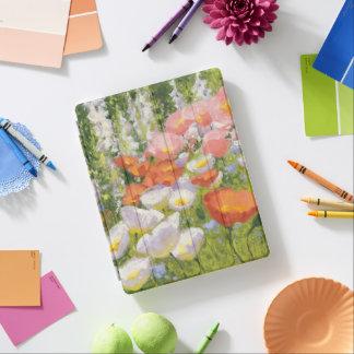 Garden Pastels iPad Cover