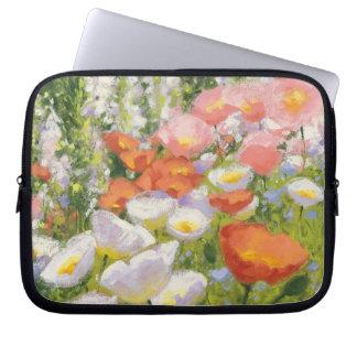 Garden Pastels Laptop Sleeve